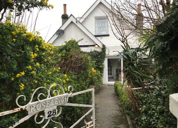 Thumbnail Flat to rent in Marcombe Road, Torquay