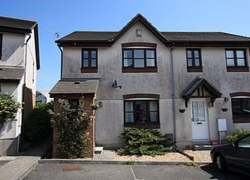 Thumbnail 3 bed property to rent in Chyvelah Ope, Gloweth, Truro