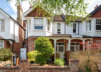 Thumbnail 4 bed terraced house for sale in Wilmington Avenue, Chiswick, London