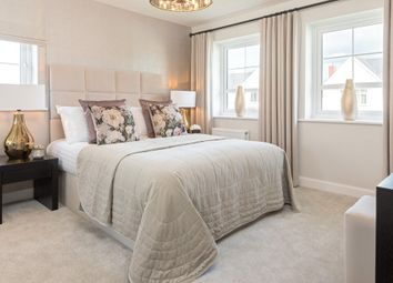 """Thumbnail 4 bed detached house for sale in """"Radleigh"""" at Llantrisant Road, Capel Llanilltern, Cardiff"""