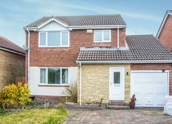 Thumbnail 3 bed detached house to rent in Beaumont Way, Prudhoe