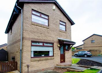 Thumbnail 4 bed detached house for sale in Burntbroom Drive, Baillieston, Glasgow