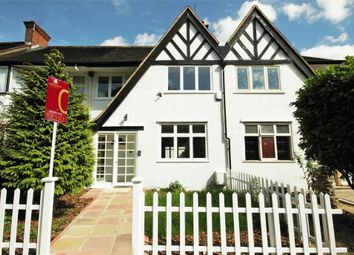 Thumbnail 4 bed terraced house to rent in Tudor Gardens, London