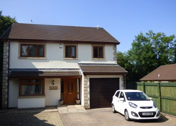 Thumbnail 4 bed detached house for sale in Lewis Road, Neath, West Glamorgan.