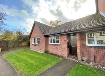 Eleanor Walk, Woburn, Milton Keynes MK17. 2 bed terraced bungalow for sale