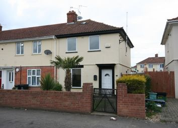 Thumbnail 3 bed end terrace house to rent in York Road, Bridgwater