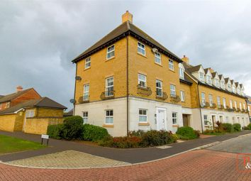 Thumbnail 2 bed flat for sale in Robin Crescent, Stanway, Colchester