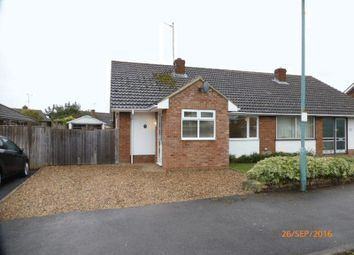 Thumbnail 3 bed bungalow to rent in Sandown Road, Bishops Cleeve, Cheltenham