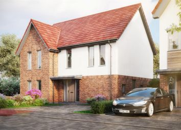 Thumbnail 4 bed detached house for sale in Peartree Lane, Edwinstowe, (Foxtail)