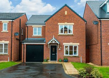 Thumbnail 4 bed detached house for sale in Flour Mill Close, Burscough, Ormskirk