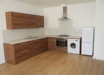 Thumbnail 2 bedroom flat to rent in Stoke Road, Gosport