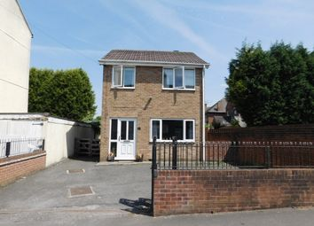 Thumbnail 3 bed detached house for sale in Oak Street, Church Gresley