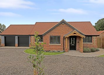 Thumbnail 4 bed detached bungalow for sale in Plot 9, The Glade, Bridge Road, Guist