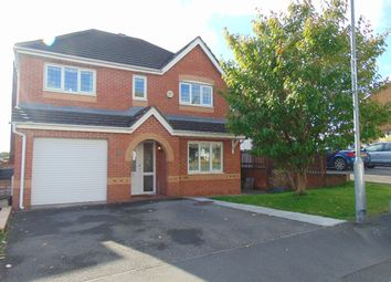 Thumbnail 4 bedroom detached house for sale in Maenol Glasfryn, Llangennech, Llanelli