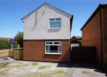 Thumbnail 4 bed detached house for sale in Brixworth Way, Retford