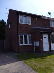 Thumbnail 2 bedroom semi-detached house to rent in Chesney Road, Lincoln