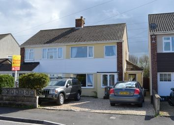 Thumbnail 3 bed semi-detached house for sale in Corondale Road, Milton, Weston-Super-Mare