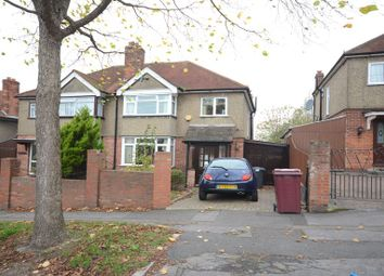 Thumbnail 3 bed semi-detached house to rent in Bourne Avenue, Reading