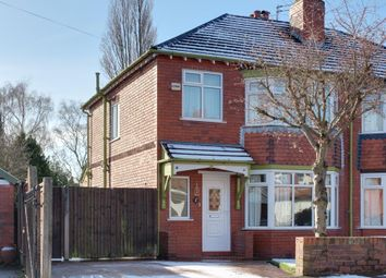 Thumbnail 3 bedroom semi-detached house for sale in Arlington Drive, Stockport