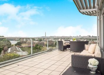 Thumbnail 3 bed flat for sale in River Crescent, Waterside Way, Nottingham, Nottinghamshire