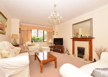 Thumbnail 4 bed detached house for sale in Wraightsfield Avenue, Dymchurch, Romney Marsh, Kent