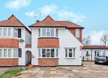 Thumbnail 3 bed semi-detached house to rent in Holmsley Close, Old Malden, Worcester Park
