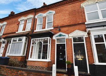 Thumbnail 3 bed terraced house to rent in Bond Street, Stirchley, Birmingham