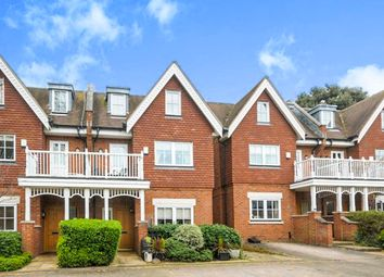 Thumbnail 4 bed town house for sale in High Street, Ewell, Epsom