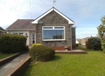 Thumbnail 4 bed bungalow for sale in Hillcrest, Penyfai, Bridgend