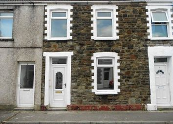Thumbnail 4 bedroom terraced house to rent in Pembroke Terrace, Port Talbot