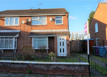 Thumbnail 3 bed semi-detached house for sale in Berwick Close, Liverpool