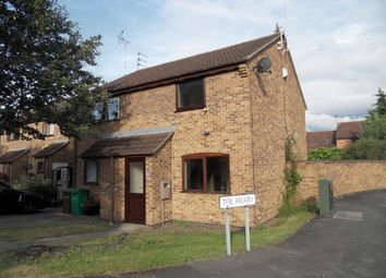 Thumbnail 2 bedroom end terrace house for sale in The Friary, Lenton, Nottingham