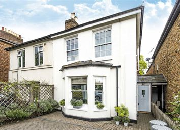 Thumbnail 4 bed semi-detached house for sale in Hampton Road, Twickenham