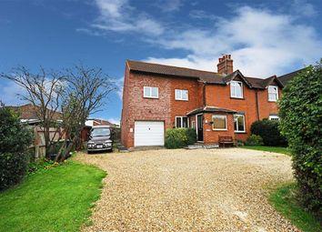 Thumbnail 4 bed semi-detached house for sale in Pirton Lane, Churchdown, Gloucester
