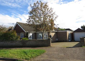 Thumbnail 3 bedroom detached bungalow for sale in Western Avenue, Easton On The Hill, Stamford