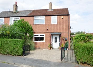Thumbnail 2 bed semi-detached house for sale in St Catherines Crescent, Bramley, Leeds