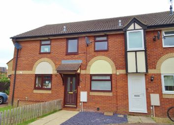 Thumbnail 2 bedroom terraced house to rent in Campion Close, Soham, Ely