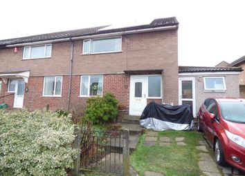 Thumbnail 2 bed end terrace house for sale in Mossrigg, Carlisle, Cumbria