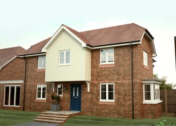Thumbnail 3 bed detached house for sale in Sherborne Way, Hedge End, Southampton