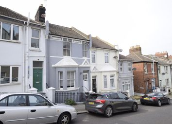Thumbnail 3 bed terraced house to rent in St. Marys Road, Hastings, East Sussex