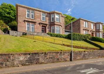 Thumbnail 3 bedroom flat for sale in Barrhill Road, Gourock, Inverclyde