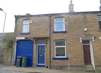 Thumbnail 2 bed end terrace house for sale in Pleasant Street, Bradford, West Yorkshire