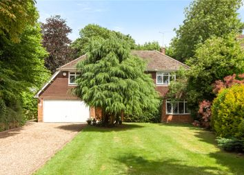 Thumbnail 4 bed detached house for sale in Vicarage Close, Cookham, Maidenhead, Berkshire