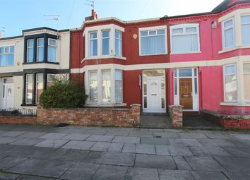 Thumbnail 4 bedroom terraced house for sale in Corinthian Avenue, Stonycroft, Liverpool