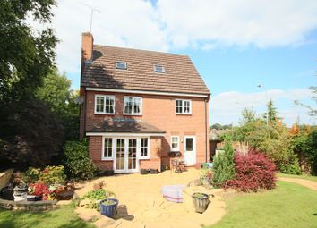 Thumbnail 5 bed detached house for sale in Burntwood View, Loggerheads, Market Drayton