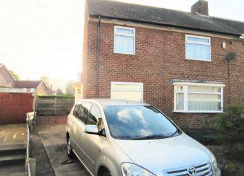 Thumbnail 3 bed semi-detached house for sale in Langdale Road, Billingham