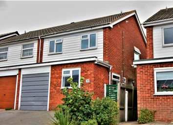 Thumbnail 4 bed semi-detached house for sale in Cunningham Way, Rugby