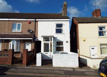 Thumbnail 2 bedroom end terrace house for sale in Newthorpe Common, Newthorpe, Nottingham, Nottinghamshire