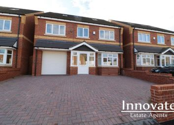 Thumbnail 6 bed detached house for sale in Basons Lane, Oldbury