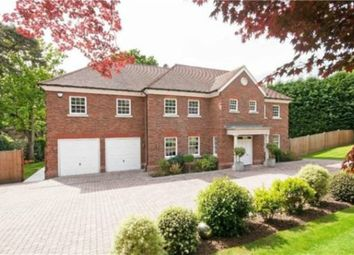Thumbnail 6 bed detached house for sale in Cranwood, Sandy Lane, Kingswood, Tadworth, Surrey, United Kingdom